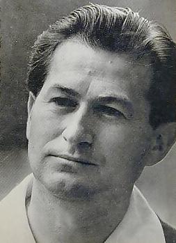Portre of Fodor András