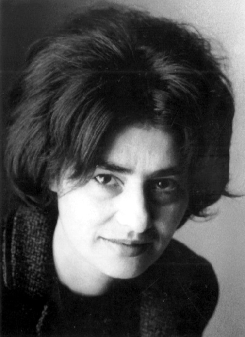 Portre of Hervay Gizella