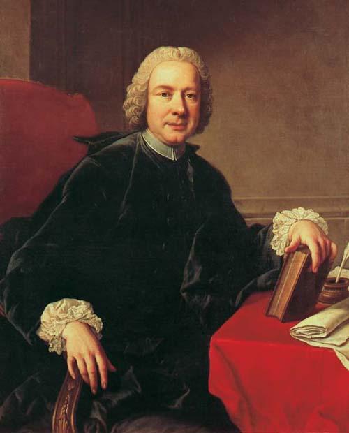 Portre of Metastasio, Pietro