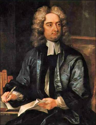 Portre of Swift, Jonathan