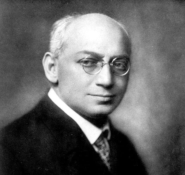 Portre of Ferenczi Sándor