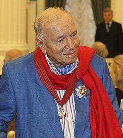 Portre of Voznyeszenszkij, Andrej Andrejevics