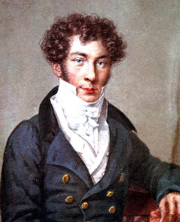 Portre of Batyuskov, Konsztantyin Nyikolajevics