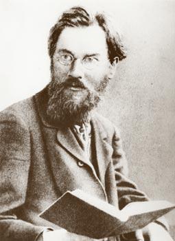 Portre of Fofanov, Konsztantyin Mihajlovics
