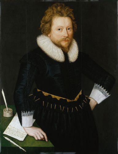 Portre of Fletcher, John