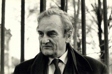 Portre of Deguy, Michel