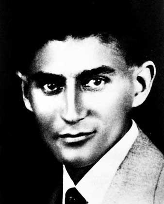 Portre of Kafka, Franz