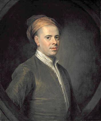 Portre of Ramsay, Allan