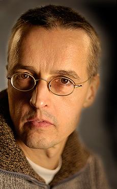 Portre of Garaczi László