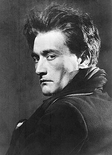 Portre of Artaud, Antonin