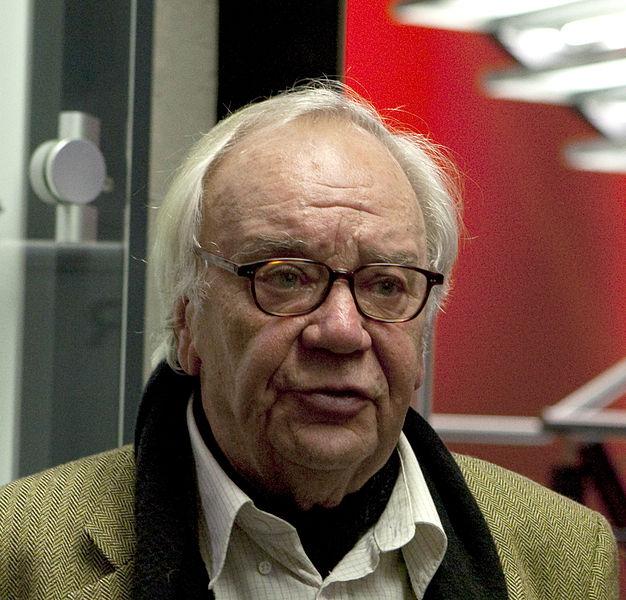Portre of Becker, Jürgen