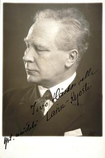 Portre of Larin-Kyösti