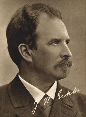 Portre of Erkko, J.H.