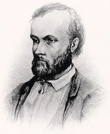 Portre of Kivi, Aleksis