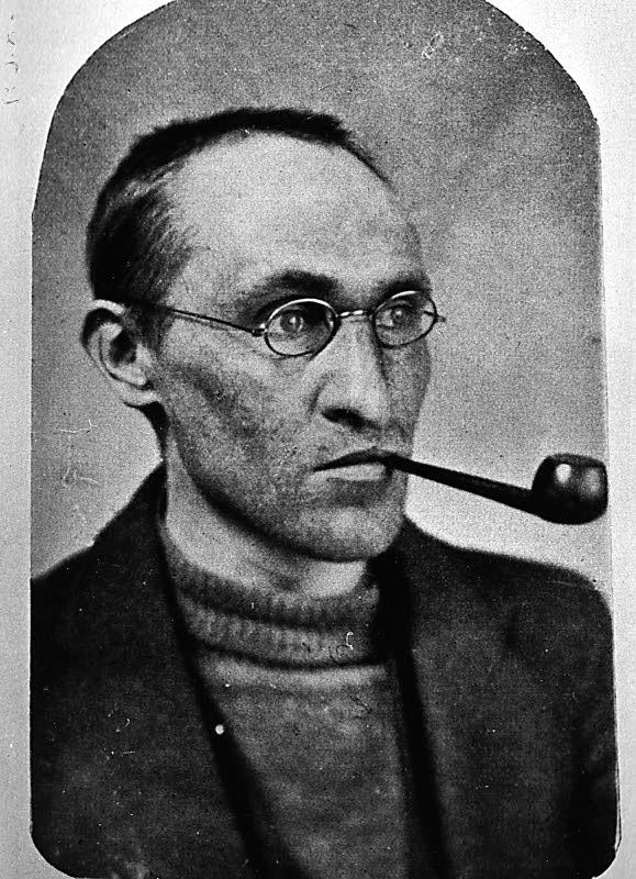 Portre of Hellaakoski, Aaro