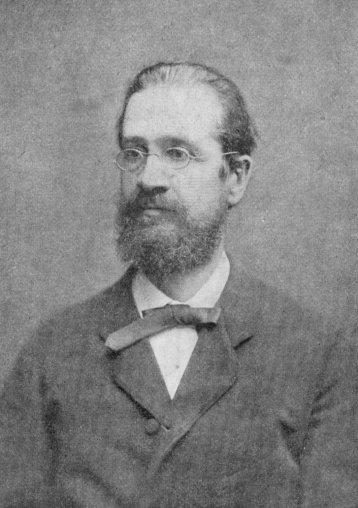 Portre of Suonio, Julius Krohn