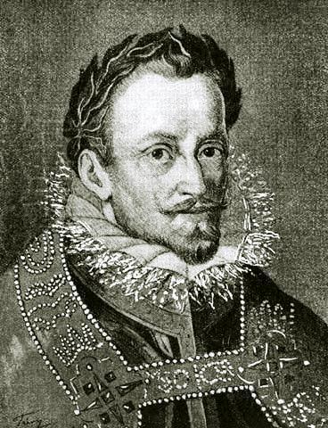 Portre of Rimay János