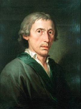 Portre of Parini, Giuseppe