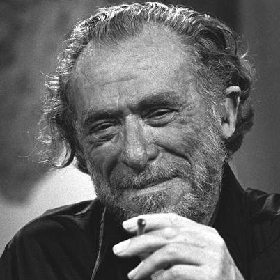 Portre of Bukowski, Charles