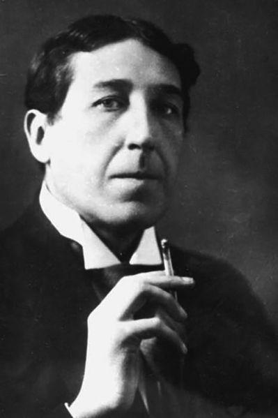 Portre of Szeverjanyin, Igor Vasziljevics