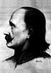 Fazekas Mihály portréja