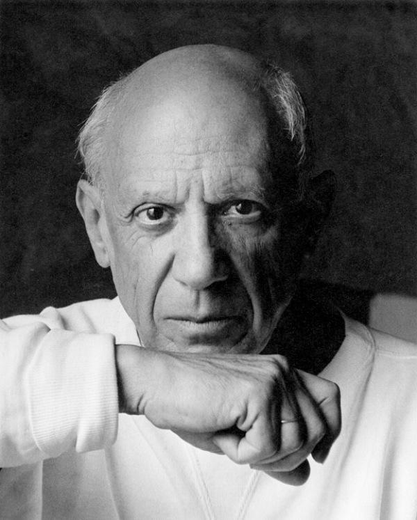 Portre of Picasso, Pablo