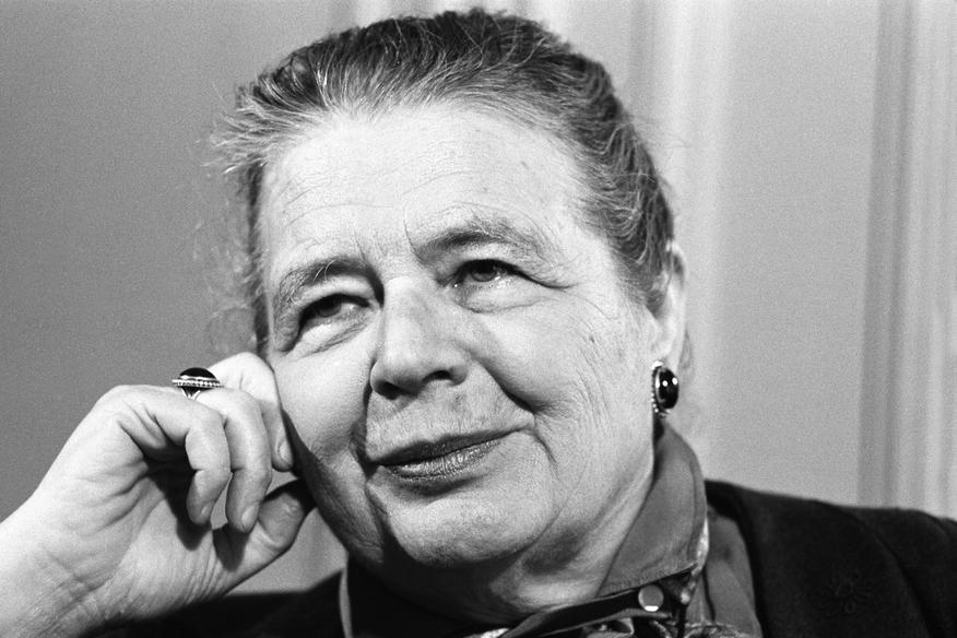 Portre of Yourcenar, Marguerite