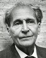 Portre of Déry Tibor