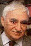 Portre of Sánta Ferenc