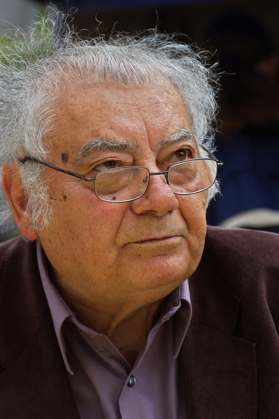 Portre of Csoóri Sándor