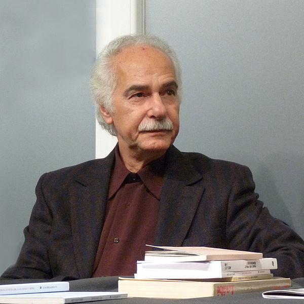 Portre of Laâbi, Abdellatif