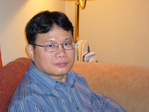Portre of Liu, Chen-ou
