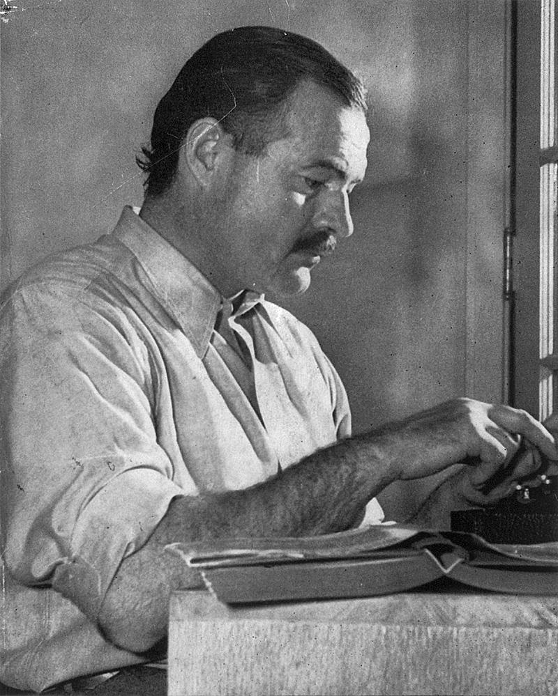 Image of Hemingway, Ernest