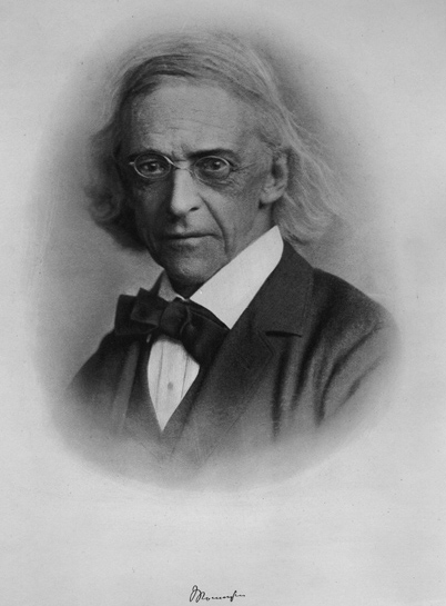 Image of Mommsen, Christian Matthias Theodor