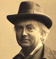 Gjellerup, Karl Adolph portréja