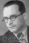 Portre of Szerb Antal