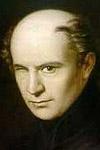 Portre of Kölcsey Ferenc