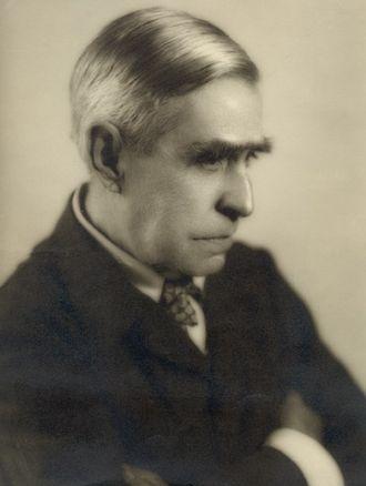 Portre of Tablada, José Juan