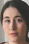 Portre of Szabó T. Anna