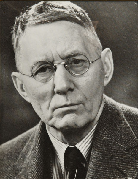 Portre of Jensen, Johannes Vilhelm