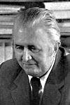 Portre of Cseres Tibor