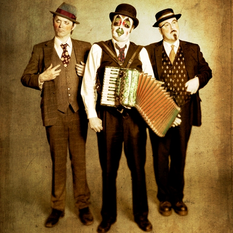 Portre of The Tiger Lillies
