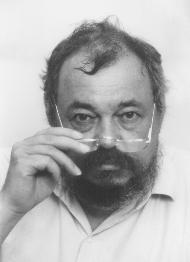 Portre of Lázár Ervin