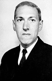 Portre of Lovecraft, H. P.