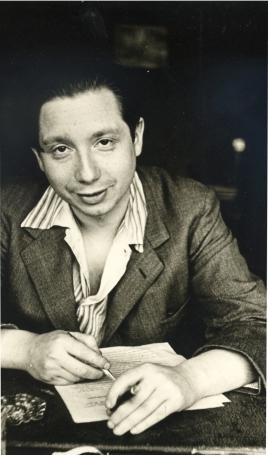 Portre of Gara László