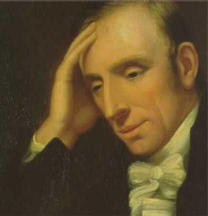 Portre of Wordsworth, William