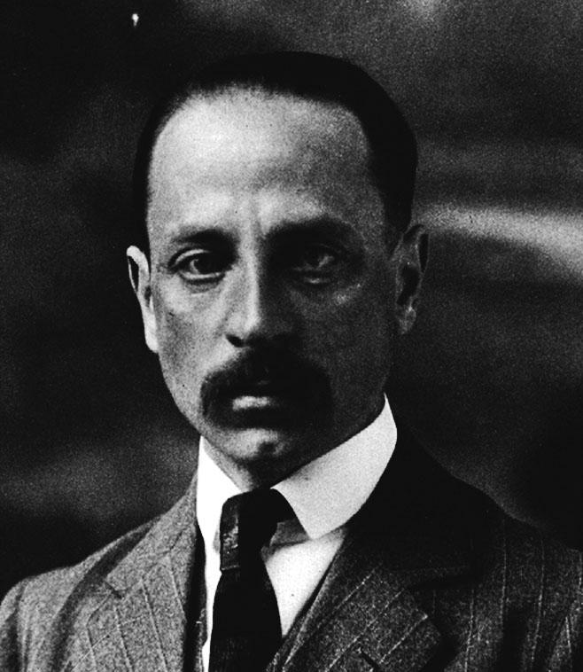 Portre of Rilke, Rainer Maria