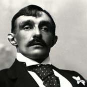 Portre of Bang, Herman