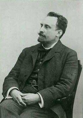 Portre of Stuckenberg, Viggo