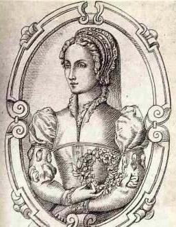 Portre of Labé, Louise